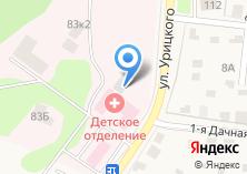Компания «Взрослая поликлиника» на карте