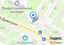 Компания «ЮКА» на карте
