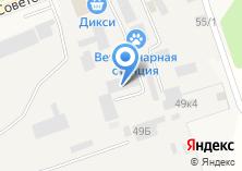 Компания «Престиж» на карте