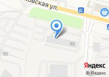 Компания «АП» на карте