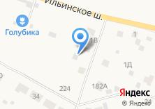 Компания «Автомойка на ул. Козино пос» на карте