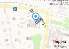 Компания «Картридж-МСК» на карте