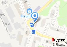 Компания «Фаст Финанс» на карте