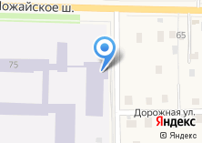 Компания «Почтовое отделение №143043» на карте