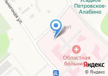 Компания «Петровская районная больница №3» на карте