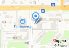 Компания «Альтамед-С» на карте