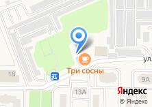 Компания «Строящееся административное здание по ул. Гагарина (Краснознаменск)» на карте