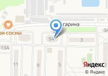 Компания «Мировые судьи Одинцовского района» на карте
