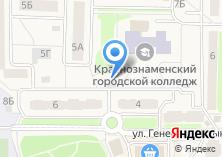 Компания «Умничка» на карте