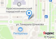 Компания «MobiStar» на карте