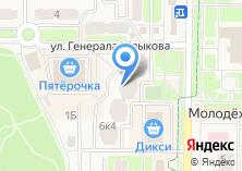 Компания «Магазин тканей на Победы» на карте