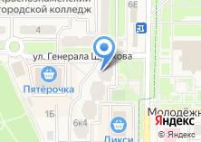 Компания «Твист» на карте