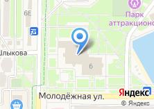 Компания «ЦРТДЮ» на карте