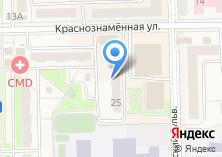 Компания «Совет ветеранов космодрома Байконур» на карте