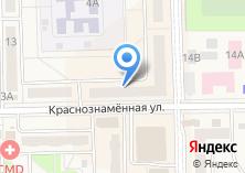 Компания «ВизавиТО» на карте