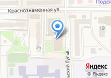 Компания «Городская Телефонная Сеть» на карте