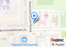 Компания «Строящееся административное здание по ул. Краснознаменная (Краснознаменск)» на карте