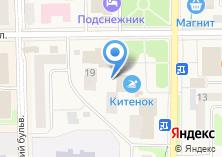 Компания «Радамама» на карте