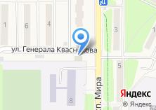 Компания «Виктория-М» на карте