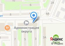 Компания «Единая дежурная диспетчерская служба» на карте