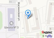 Компания «VESNA» на карте