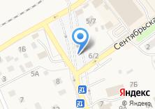 Компания «Данюша» на карте