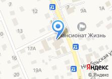 Компания «Tirebus» на карте
