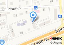 Компания «UltraComfort» на карте