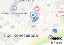 Компания «Соцпромстрой» на карте