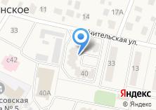 Компания «МосСтройРазвитие» на карте