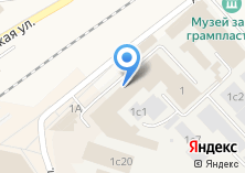 Компания «Потенциал СК» на карте