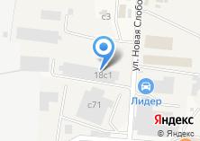 Компания «Truckmaster+» на карте