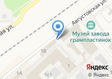 Компания «Текстильный центр» на карте