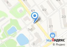 Компания «Milavista» на карте