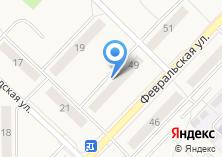 Компания «Мировые судьи г. Апрелевка» на карте