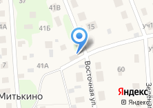 Компания «Ликино» на карте