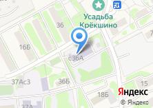 Компания «Детский сад №1066» на карте