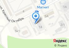 Компания «КРАСНОГОРСКМЕЖРАЙГАЗ» на карте