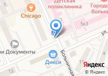 Компания «Дедовская городская похоронная служба - ритуальные услуги в Дедовске» на карте