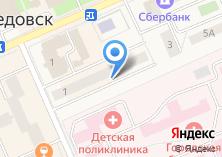Компания «Быт» на карте