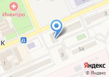 Компания «ПраздникON» на карте