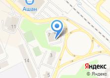 Компания «Учебно-курсовой комбинат всероссийского пожарного общества» на карте