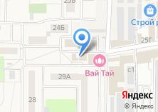 Компания «ХИЛЕН ТРЕВЕЛ» на карте