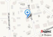 Компания «Строящийся коттеджный поселок по ул. Павлово-2 кп (Веледниково)» на карте