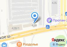 Компания «Ник-авто» на карте