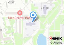 Компания «Детский сад №2196» на карте