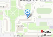 Компания «Золотой Телец» на карте