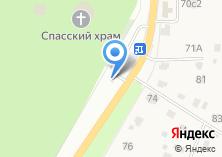 Компания «Вороново» на карте