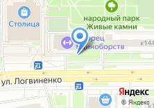 Компания «Пассаж» на карте