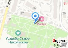 Компания «Амбулатория пос. Первомайское» на карте